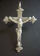 Colonial Silver Cross