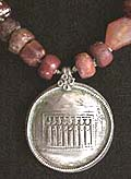 Ancient Carnelian and Amulet