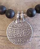 Old Moghul Coin Necklace